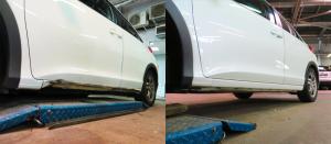 Кузовной ремонт Honda Civic