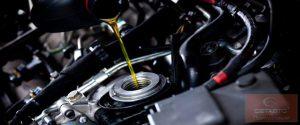 замена моторного масла в Приморском районе СПБ